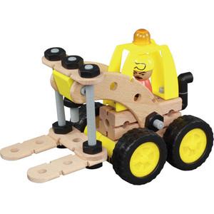 Конструктор Balbi деревянный, 45 дет. (WW-274)