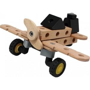 Конструктор Balbi деревянный, 35 дет. (WW-282)