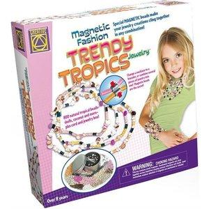 Creative Модные магниты Стильные тропики (5511)
