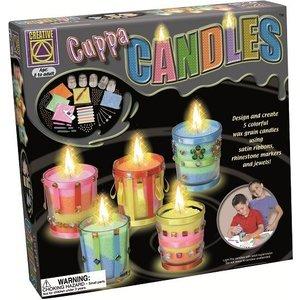 Creative Дизайнерские свечи Стаканчики (5596)