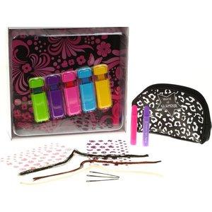 Creative Разноцветные локоны Пастель (6043)