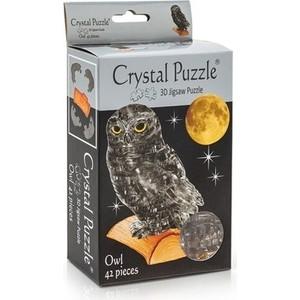Головоломка Crystal Puzzle Сова дымчатая (90147)