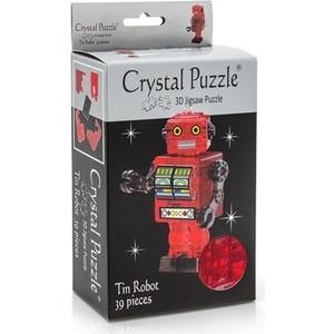 Головоломка Crystal Puzzle Робот красный (90151)