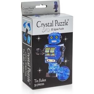 Головоломка Crystal Puzzle Робот синий (90351)