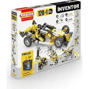 Конструктор Engino Inventor Набор из 120 моделей с мотором (12030)