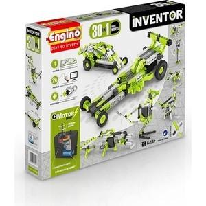 Конструктор Engino Inventor Набор из 30 моделей с мотором (3030)