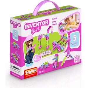 Конструктор Engino Inventor Girls Набор из 5 моделей (IG05)