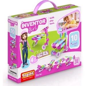 Конструктор Engino Inventor Girls Набор из 10 моделей (IG10)