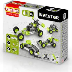 Конструктор Engino Inventor Автомобили - 4 модели (PB 11)