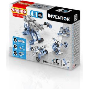 Конструктор Engino Inventor Самолеты - 4 модели (PB 13) engino конструктор inventor самолеты 4 модели