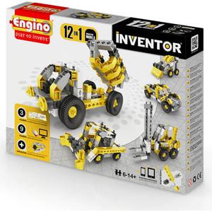 Конструктор Engino Inventor Спецтехника - 12 моделей (PB 34)