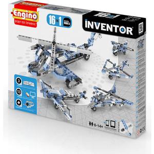 Конструктор Engino Inventor Самолеты - 16 моделей (PB43) цена