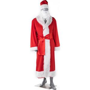 Snowmen костюм деда мороза (Е3402)