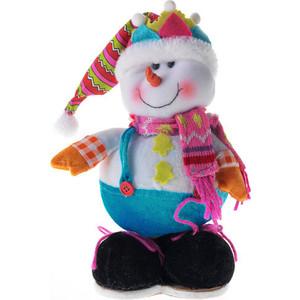 Snowmen Дед мороз/снеговик 28см (Е92110)
