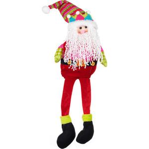 Snowmen Дед мороз/снеговик ноги-бусинки 33см (Е92109)