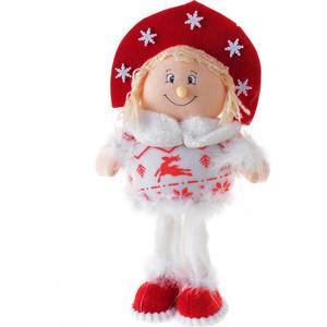Snowmen Дед мороз/снеговик/снегурочка на длин. ногах 33см (Е92103)