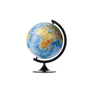 Globen Глобус Земли физический 320 серия Классик (К013200015)