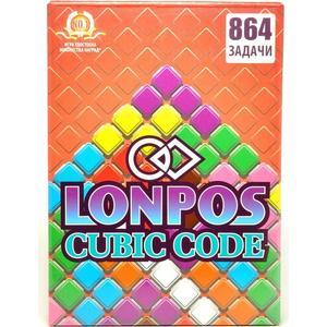 Головоломка Lonpos Cubic Code (lonpos864)