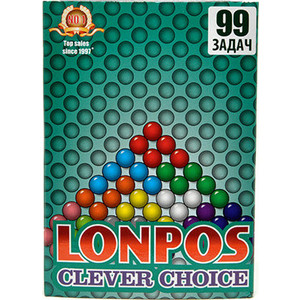 Головоломка Lonpos Clever Choice 99 (lonpos99) abba abba arrival lp