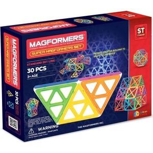 Магнитный конструктор Magformers Набор Супер - 30 (63078/701008)