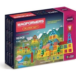 Магнитный конструктор Magformers Village Set (705002) конструктор magformers transform set