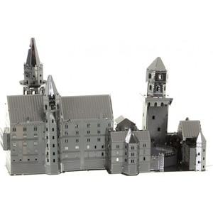 Сборная металлическая модель Metalworks Замок Нойшванштайн (MMS018)