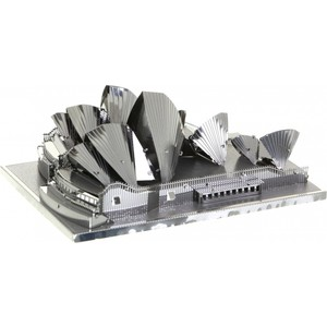 Сборная металлическая модель Metalworks Сиднейский оперный театр (MMS053) билеты в оперный театр пермь