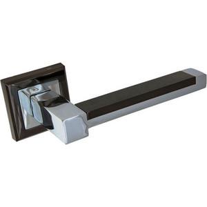 Ручка PALIDORE квадратная PALIDORE 289 (черный никель/хром)