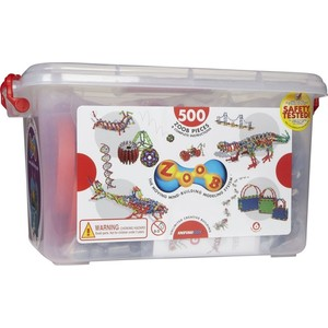 Конструктор Zoob 500 деталей (11500) zoob 500 элементов