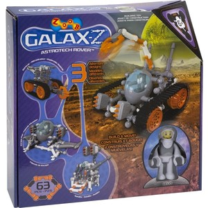 Конструктор Zoob Galaxy - Z Astrotech Rover (16020) galaxy