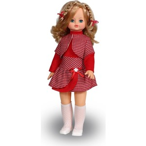 Кукла Весна Эльвира 2 (озвученная) (В569/0) весна весна кукла интерактивная саша 2 озвученная 42 см