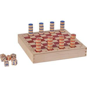 Фотография товара краснокамская игрушка Олимпийские шашки 6 уровней сложности (ИГ-05) (600237)