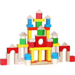 Конструктор Краснокамская игрушка Строим сами (окрашенный) (НСК-05)