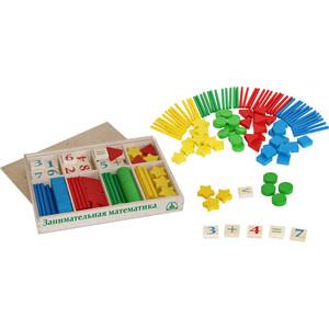 Фотография товара набор Краснокамская игрушка Занимательная математика (Н-38) (600266)