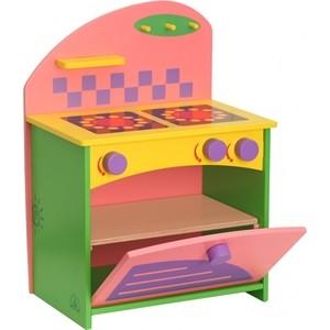 Набор кукольной мебели Краснокамская игрушка Газовая плита (КМ-06)