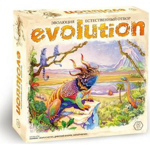 Настольная игра Правильные игры Эволюция. Естественный отбор (13-03-01)