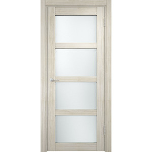 Дверь CASAPORTE Рома-11 остекленная 2000х900 экошпон Дуб белёный мелинга stylish high waist ripped slimming denim shorts for women