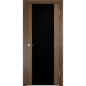 Дверь CASAPORTE Сан-Ремо-1 остекленная 2000х800 экошпон Венге мелинга