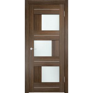 Дверь CASAPORTE Сицилия-14 остекленная 2000х600 экошпон Венге мелинга