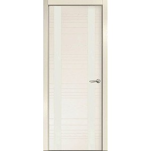 Дверь MILYANA ID-D остекленная 2000х600 шпон Бьянко дверь milyana id d остекленная 2000х700 шпон неро