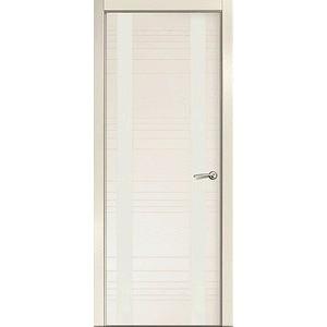 Дверь MILYANA ID-D остекленная 2000х900 шпон Бьянко дверь milyana id d остекленная 2000х700 шпон неро