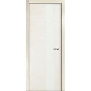 Дверь MILYANA ID_HL остекленная 2000х800 шпон Бьянко двери milyana alexdoor прима до американский орех