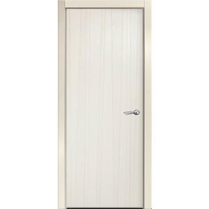Дверь MILYANA ID_V глухая 2000х900 шпон Бьянко 4sis столик макиато бьянко