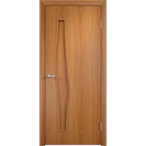 Дверь VERDA Тип С-10(г) глухая 1900х550 МДФ финиш-пленка Миланский орех