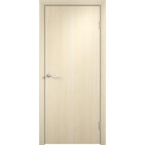 Дверь VERDA глухая 2000х600 МДФ финиш-пленка Дуб белёный пленка