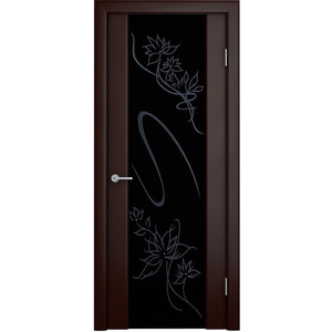 Дверь VERDA Кристалл остекленная 2000х600 шпон Венге темный 20pcs lot ntd20n60g 20n60g