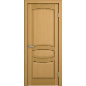 Дверь VERDA Сиена глухая 2000х700 шпон Дуб aquaton сиена 75