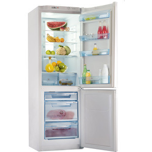 Холодильник Pozis RK FNF-170 белый с графитовыми накл холодильник pozis мир 244 1 а 2кам 230 60л 168х60х62см бел