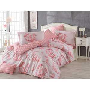 Комплект постельного белья Hobby home collection 1,5 сп, поплин, Vanessa, розовый (1501001099) водолазка pettli collection pettli collection pe034ewvwc32
