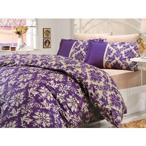 Комплект постельного белья Hobby home collection 1,5 сп, поплин, Avangarde, фиолетовый (1501000053) водолазка pettli collection pettli collection pe034ewvwc32
